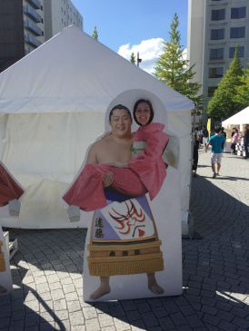 Sumo Wrestling 2